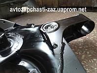 Балка задней подвески ZAZ Sens 96387748. Задняя балка Daewoo Lanos. Балка зад.подв Ланос Пикап GM # 962119577