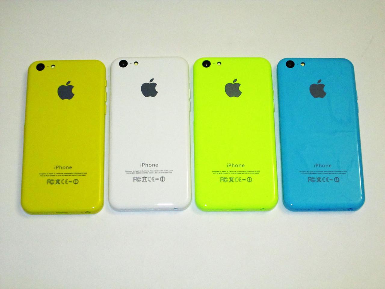 Телефон IPhone 5c WiFi. 1 sim mini