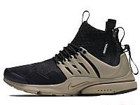 Кроссовки Nike Air Presto Mid / Acronym (реплика А+++ )
