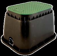 Монтажный короб прямоугольный