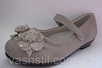 Нарядные туфли для девочки
