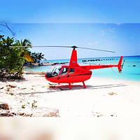 VIP-Саона на вертолетах