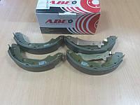 """Колодки тормозные задние Renault Kangoo (KC0/1) 1.5-1.9 1997> """"ABE"""" - производства Польши"""