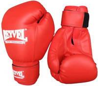 Перчатки боксерские Reyvel винил 6.8.10.12.14 oz, фото 1
