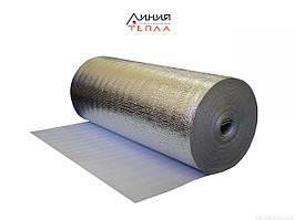 Полотно фольгированное  ППЭ 2мм.толщиной
