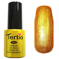 Гель-лак Tertio №021 (Золото) 10 мл