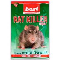 Приманка от грызунов Рат Киллер гранулы 50г Rat Killer