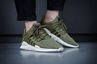 "Мужские кроссовки Adidas EQT Support ADV ""Olive""(ТОП РЕПЛИКА ААА+)"