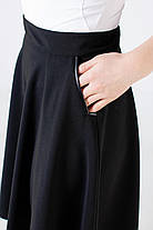 Женская юбка Мэлани из трикотажа ( крэп-дайвинг)., фото 2