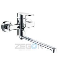 Смеситель для ванны однорычажный Zegor Z65-LOB7-A128 Китай