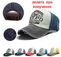 Мужская новая, стильная кепка бейсболка NYPD JEANS New York Police Department