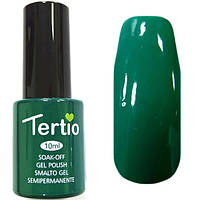 Гель-лак Tertio №023 (Изумрудный) 10 мл