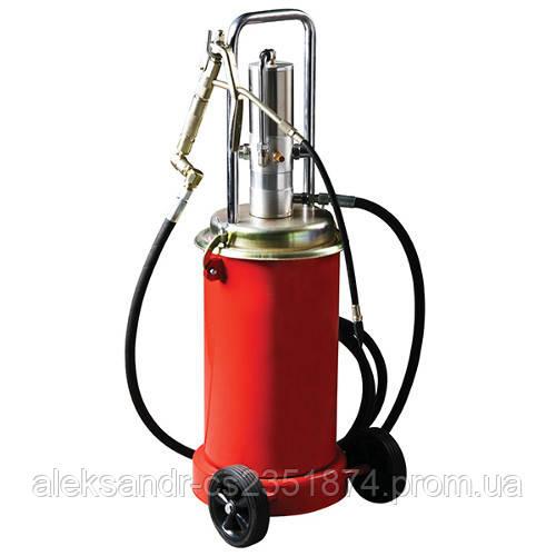 Нагнетатель консистентной смазки с пневмоприводом 30мПа TRG2095 TORIN