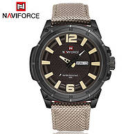 Тактические часы Naviforce NF 9066 Olive. ГАРАНТИЯ! Супер цена!