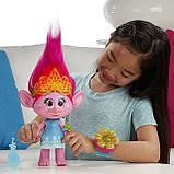 Інтерактивна іграшка Тролі Співоча Поппі Hasbro, фото 4