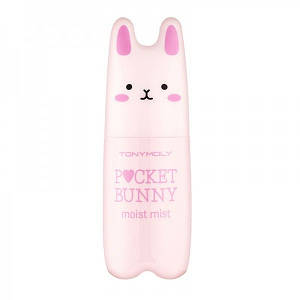 Тоник-спрей Tony Moly Pocket Bunny Moist Mist, 60 мл