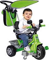 Детский трехколесный велосипед 700009714 Feber Baby Twist Complet, ЗЕЛЕНЫЙ