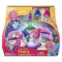 Игровой набор Тролли Коронация Розочки Trolls Poppy's Coronation