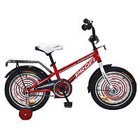 """Велосипед Profi Trike G 1875 18"""" (красный)"""