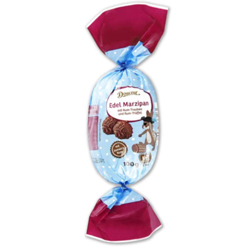 Марципановые конфеты Douceur c ромовыми трюфелями, 100 гр.