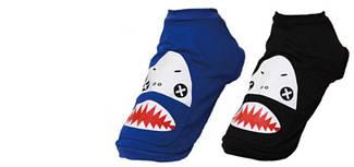 Футболка для животных Добаз, Dobaz  Shark синий