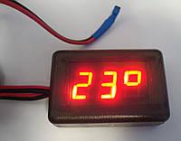 Вольтметр-тахометр-термометр для автомобиля 12в-24в купить цена