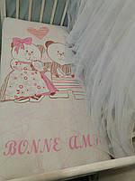 Детский матрас в кроватку кокос, фото 1