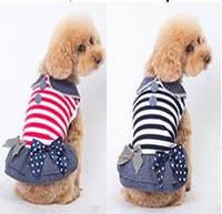 Платье для собак Dobaz Добаз, Tootsie красный