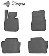Комплект резиновых ковриков Stingray для автомобиля   BMW 3 (F30) 2012-