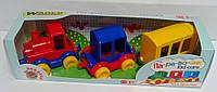 """Машина Для малышей """"Паравозик"""" 39260 Тигрес Украина"""