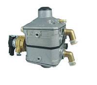 Редуктор Landi Renzo IG1  stand (пропан-бутан), 4-е пок.,  95-140 л.с. ( 70-100 кВт) с ЭМК газа, вход D6 (M10x1), выход D14, шт
