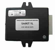 Модуль согласования фаркопа Unikit 1LG. Блок управления на прицепное