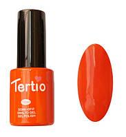 Гель-лак Tertio №034 (Оранжево-красный) 10 мл