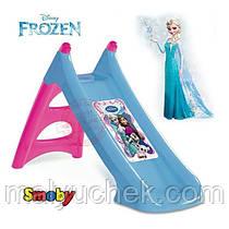 Дитяча Гірка з водним ефектом Frozen XS Smoby 310073
