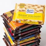 Набір з 10 шоколадок Ritter Sport (Ріттер Спорт), 1 кг., фото 4