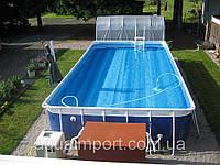 Чистка бассейнов (Днепр и окрестности в 30 км)