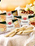 Вафлі Cabrioni Waferpiu alla Vaniglia з ванільною начинкою, 150 грам, фото 4
