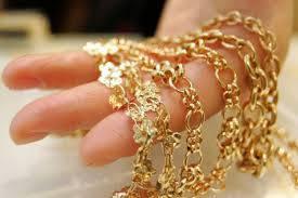 Украшения из золота