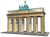 "Пазл 3D ""Бранденбургские ворота"", Ravensburger, фото 1"