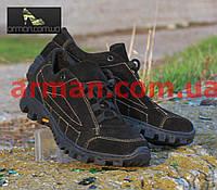 Тактические кроссовки. Для активного отдыха, туризма, копа. Натуральный замш!, фото 1