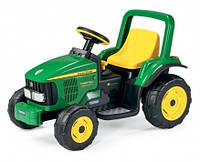 Детский трактор Peg Perego IGED1167 John Deere Ground Power Pull Tractor 2017