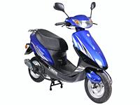Скутер YIBEN YB50QT-3G 49 см3