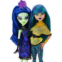Monster High Нефера де Нил и Аманита Найтшейд Крик и сахар, фото 1