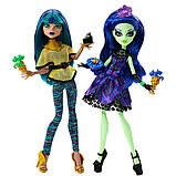 Monster High Нефера де Нил и Аманита Найтшейд Крик и сахар, фото 2