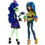 Monster High Нефера де Нил и Аманита Найтшейд Крик и сахар, фото 3