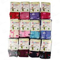 Качесвтенные колготки детские для девочки с бамбуковым волокном Малыш  C0812 (в упаковке 12 ед.)