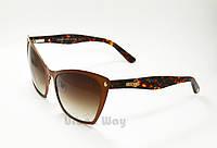 Женские солнцезащитные очки модные Moschino