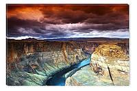 Светящиеся картины Startonight Гранд Каньон Природа Пейзаж Печать на Холсте Декор стен Дизайн