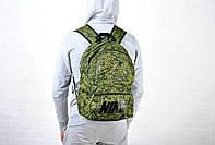 Камуфляжный Рюкзак Nike / новинка / New / зеленый