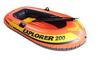 Надувная лодка весла насос Intex 58331 Explorer 200 Set
